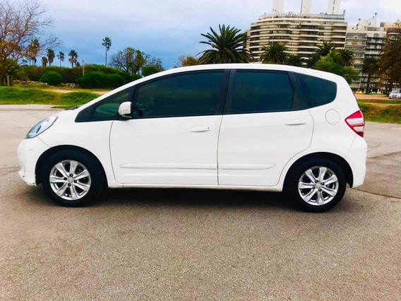 Honda Fit 2014 1.4 Lx-l At 100cv
