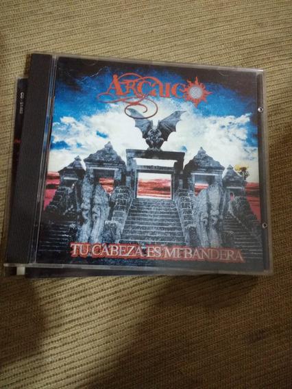 Arcaíco - Tu Cabeza Es Mi Bandera (death Metal) - Kotin