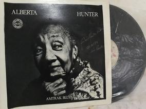 Lp/vinil Alberta Hunter Amtrak Blues
