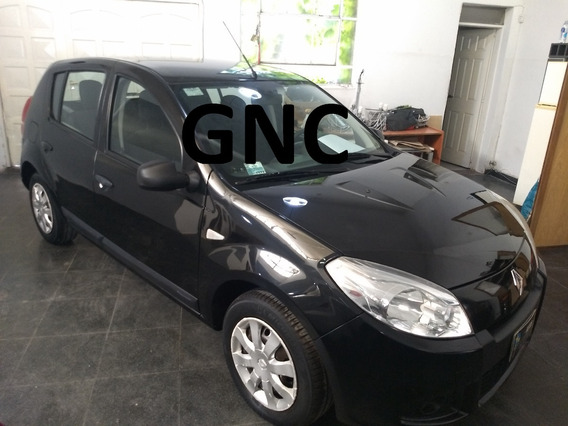 Renault Sandero 1.6 Autentique Pack Gnc Impecable
