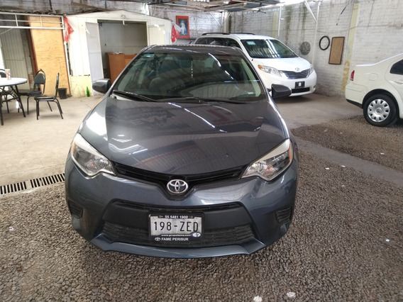 Toyota Corolla 1.8 Base At 2014