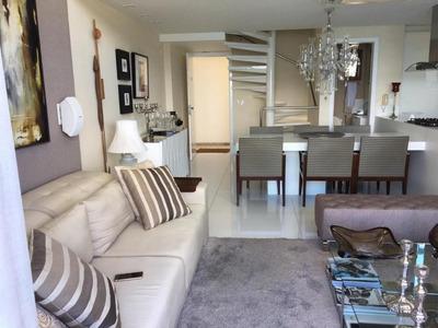 Apartamento Com 1 Quarto À Venda, 92 M² Por R$ 850.000 - Rio Vermelho - Salvador/ba - Ap2442