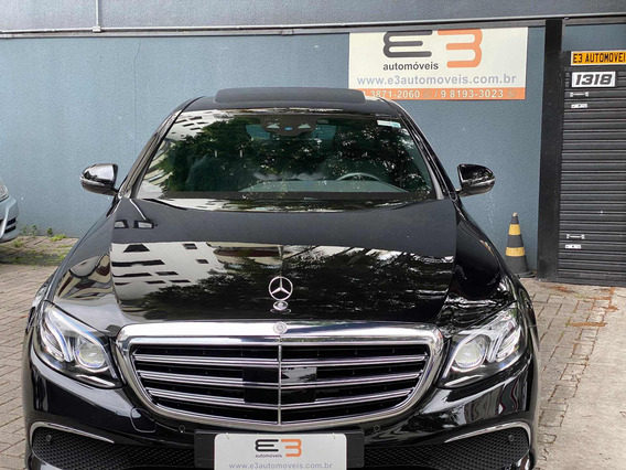 Mercedes Benz Classe E250 2.0 Exclusive Turbo 2017