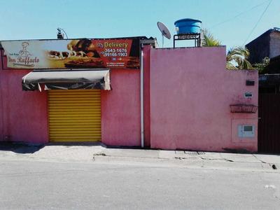 Loja Com Edícula De Fundos - Araretama, Pinda-sp
