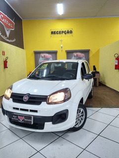 Fiat Uno 1.0 Attractive Flex 5p 2019