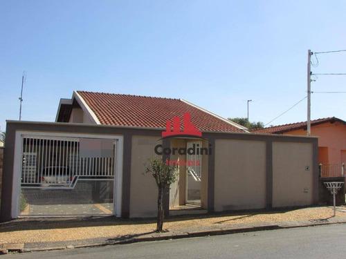 Imagem 1 de 30 de Casa Com 3 Dormitórios À Venda, 174 M² Por R$ 680.000 - Jardim Ipiranga - Americana/sp - Ca2184