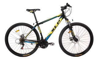 Bicicleta Mountain Bike Slp 10 R29 21v Shimano F.disc Susp