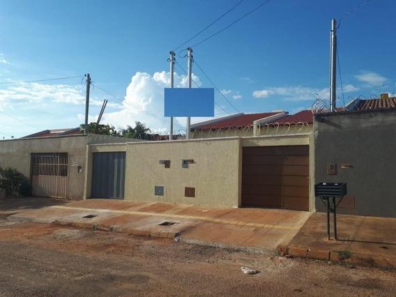 Casa Em Jardim São José, Goiânia/go De 67m² 2 Quartos À Venda Por R$ 140.000,00 - Ca248604