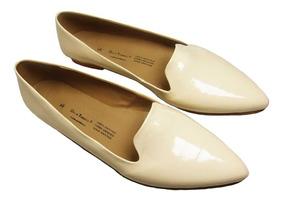 Zapato Para Dama Flat Clásica, Marca Delia Torres®