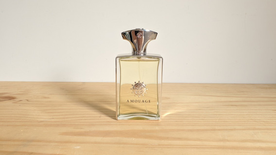 Perfume Amouage Reflection Man 100ml Vintage E Raro - Usado