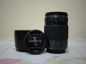 Lente Panasonic Lumix 35-100 Mm F/2.8 (equivalente A 70-200)