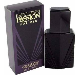 Passion Caballero 118 Ml Elizabeth Taylor Spray - Original