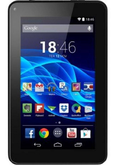 Tablet Multilaser M7s 7 Polegadas 8gb Wi-fi Quadcore 2 Camer