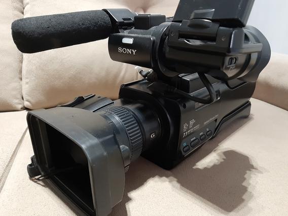 Filmadora Profissional Sony Mc 2000