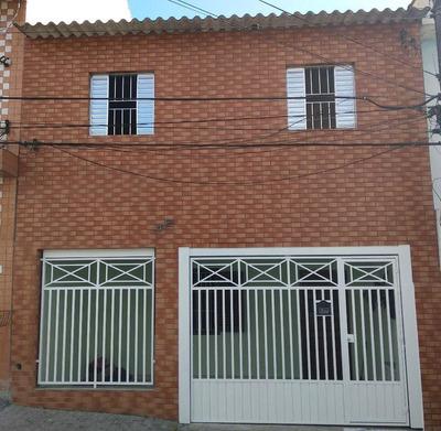 : Casa No Tatuapé, 3 Dormitórios, Próximo Ao Shopping