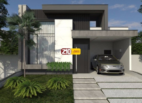 Ca09227 - Residencial Jardim Mantova - At 225,41m² 151,31m²  03 Suítes, Cozinha Planejada Com Armários - Ca09227 - 69199940