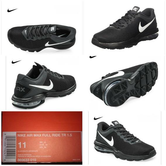 Zapatillas Nike Max Full Ride Originales En Caja