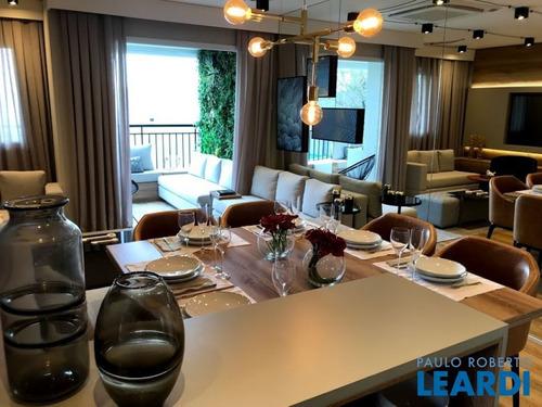 Imagem 1 de 15 de Apartamento - Lapa  - Sp - 628003