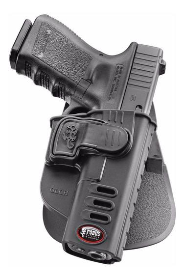 Funda Fobus Glch Nivel De Seguridad 2 Glock 17/19 Dogohunter