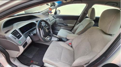 Imagem 1 de 8 de Honda Civic 2014 2.0 Exr Flex Aut. 4p