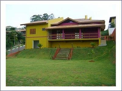 Casa Residencial À Venda, Guaxinduva, Atibaia - Ca0540. - Ca0540