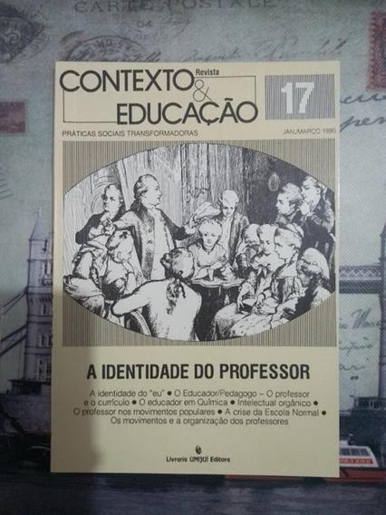Livro: A Identidade Do Professor