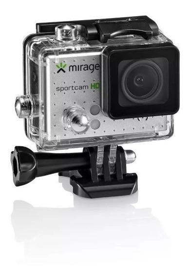 Sportcam Mirage Hd + Cartão De Memória 16gb - Mr3000