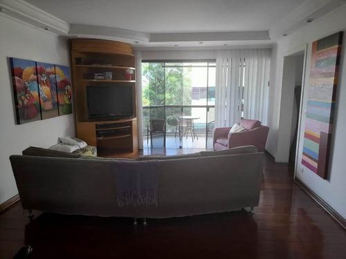 Imagem 1 de 21 de Apartamento De 4 Dormitórios Na Vila Adyana - Ap4-1820