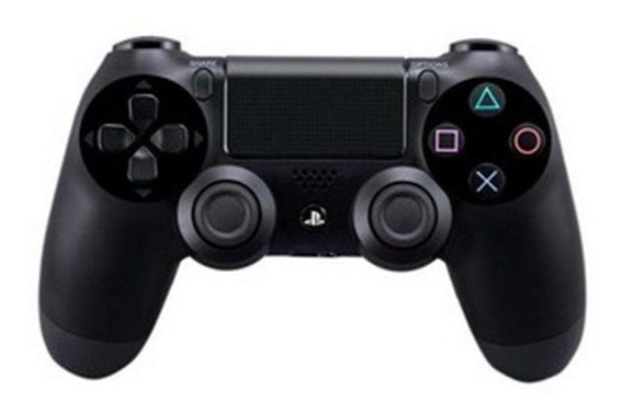 Controle Para Playstation 4 Black