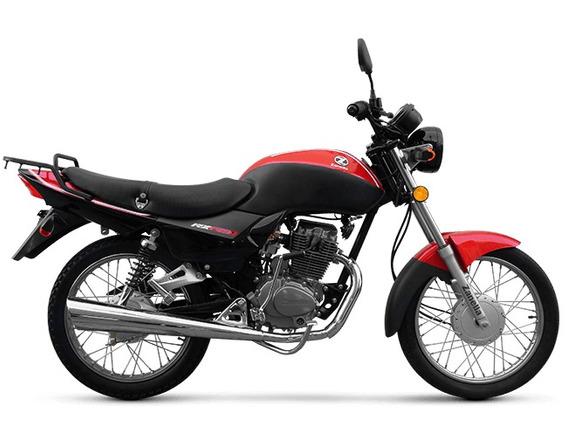 Zanella Rx 150 G3 2019 0km Rojo Moto Calle 999 Motos