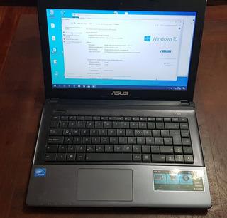 Notebook Asus X45a (no Funciona - Solo Repuestos)
