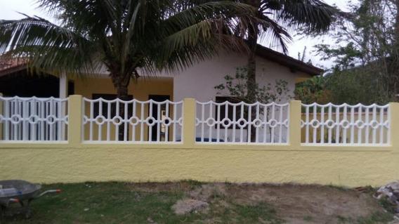 Casa Em Condomínio Verde Mar, Caraguatatuba/sp De 149m² 3 Quartos À Venda Por R$ 470.000,00 - Ca548753