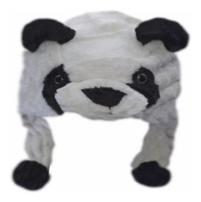 Touca De Bichinho Infantil Panda