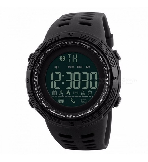 Skmei 1250 Smart Watch - Preto