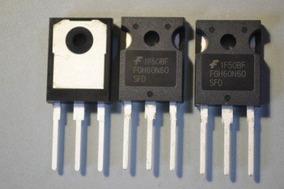 10 Unidades Transistor Fgh40n60 - Fgh40n60sfd - 600v 40a