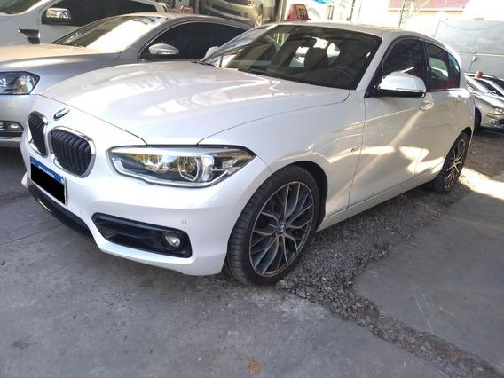 Bmw 120i Sport 2018 Igual A 0km - Juan Manuel Autos