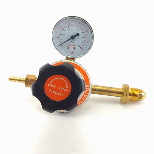 Imagem 1 de 3 de Regulador De Pressão Para Glp 45kg