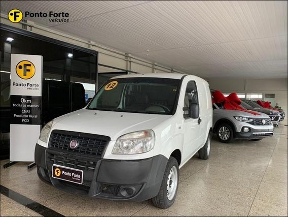 Fiat Doblo 1.8 Mpi Cargo 16v Flex 2p Manual 2011/2012
