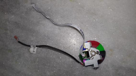 Roda De Cores (color Wheel) Do Projetor Optoma Hd20
