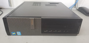Cpu Pc Desktop Core I3 2120 3.30ghz Hd 500gb 4gb Dell 390