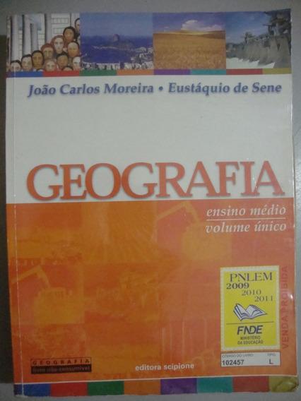 Livro Geografia - Ensino Médio - Volume Único