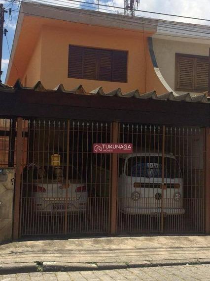 Sobrado Com 2 Dormitórios À Venda, 120 M² Por R$ 690.000 - Vila Galvão - Guarulhos/sp - So0699