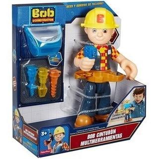 Bob El Constructor, Herramientas Luces Y Sonido,envió Gratis
