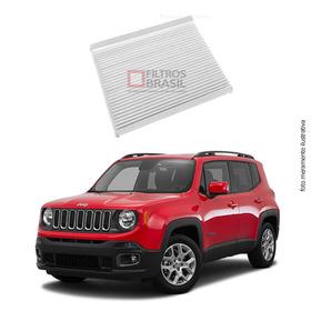 Filtro Ar Condicionado Jeep Renegade 1.8 Flex 15/...