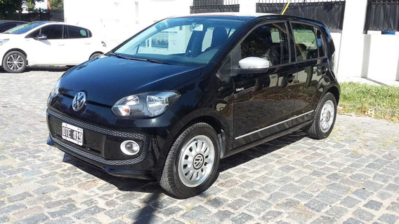 Volkswagen Up! 1.0 Black Up Año 2015 - Financio Y/o Permuto