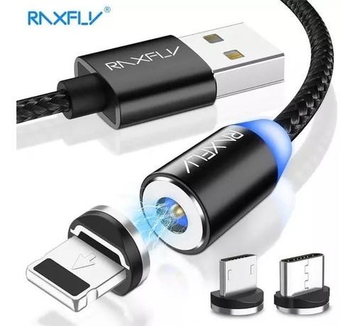 Cable Para Carga Magnetico Usb iPhone (no Transmite Datos)