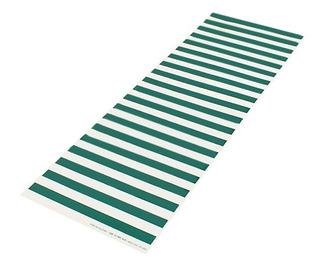 Adesivo Listra Verde-branco - Maxximus Hobby Cd