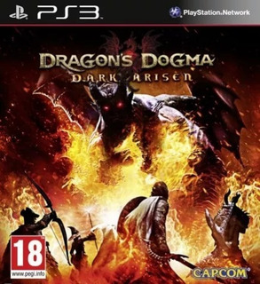 Dragons Dogma Dark Arisen Ps3 Español