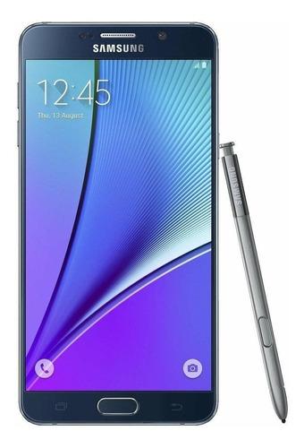 Celular Smartphone Samsung Galaxy Note 5 N920g 32gb Preto - 1 Chip