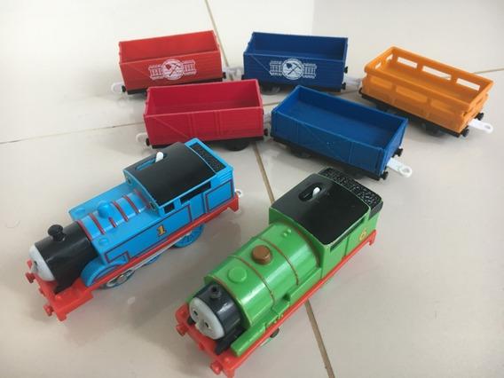Conjunto Thomas & Friends Trackmaster Usado